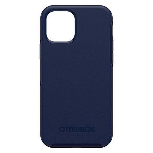 Otterbox Symmetry+ MagSafe Protective Case for iPhone 12 / 12 Pro - Navy - MagSafe Compatible