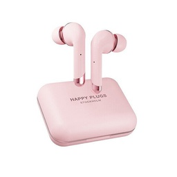 [1663] Happy Plugs Air 1 Plus Wireless In-ear - Pink Gold