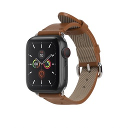 [STRAP-AW-S-BRN] Native Union 40mm Classic Strap for Apple Watch - Brown