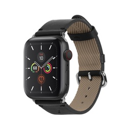 [STRAP-AW-L-BLK] Native Union 44mm Classic Strap for Apple Watch - Black