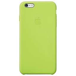 [MGXX2ZM/A] Apple iPhone 6 Plus Silicone Case Green
