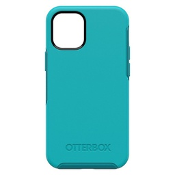 [77-80553] Otterbox Symmetry Protective Case for iPhone 12 mini - Lake Blue