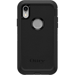 [77-59761] Otterbox Defender Case for iPhone XR - Black