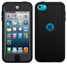 [77-25108] Otterbox Defender Case for iPod Touch 5G - Black