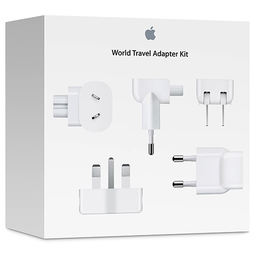 [MD837AM/A] Apple World Travel Adapter Kit