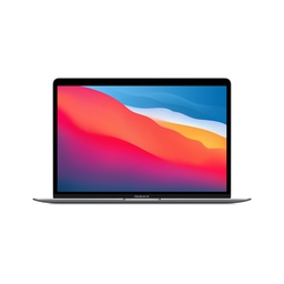 Apple 13-inch MacBook Air: Apple M1 chip with 8-core CPU and 7-core GPU, Space Gray