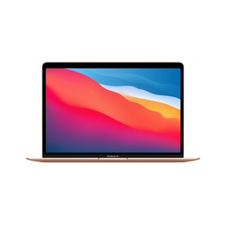 Apple 13-inch MacBook Air: Apple M1 chip with 8-core CPU and 7-core GPU, Gold